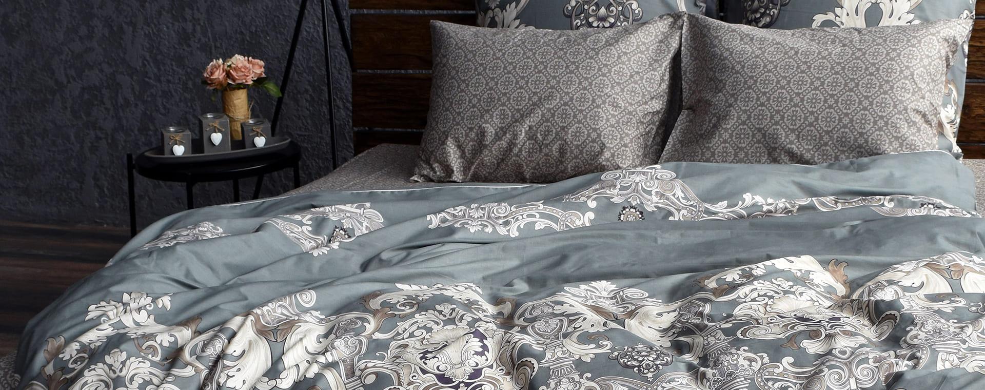 Новая коллекция постельного белья Cтрайп-сатин 2021